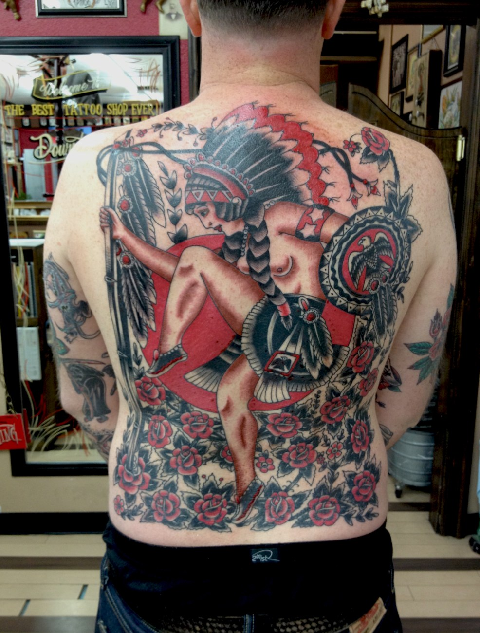 The Artists Tattood America Pop Up Attraction