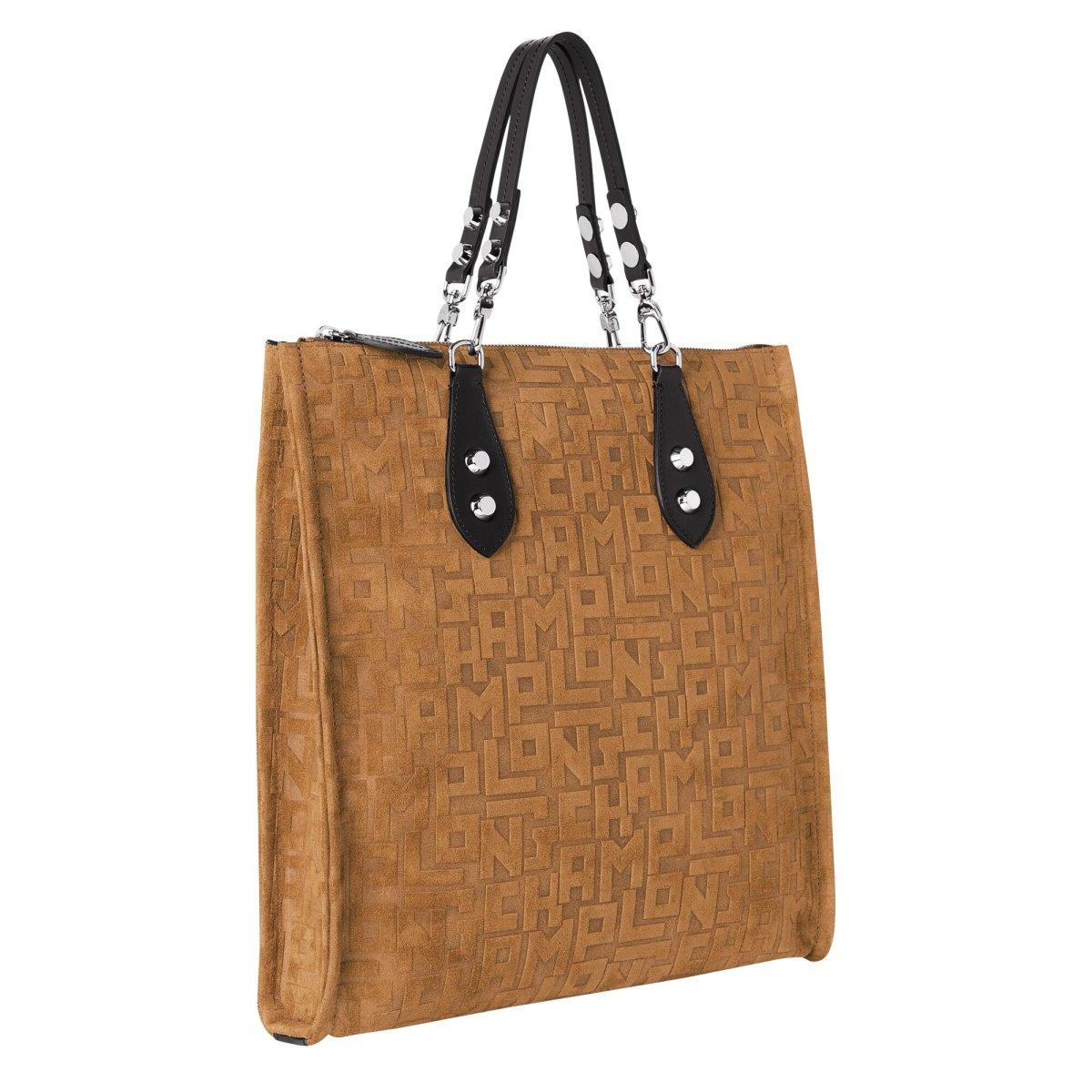 LGP壓紋麂皮Tote Bag HK$9,650