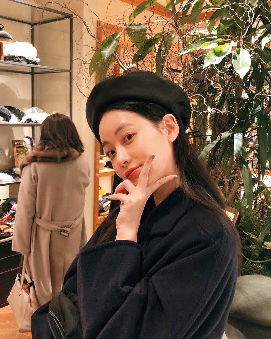 32歲韓國女星吳漣序(吳妍書)via Instagram@ ohvely22