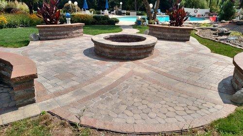 paver patio designs washingtonville ny