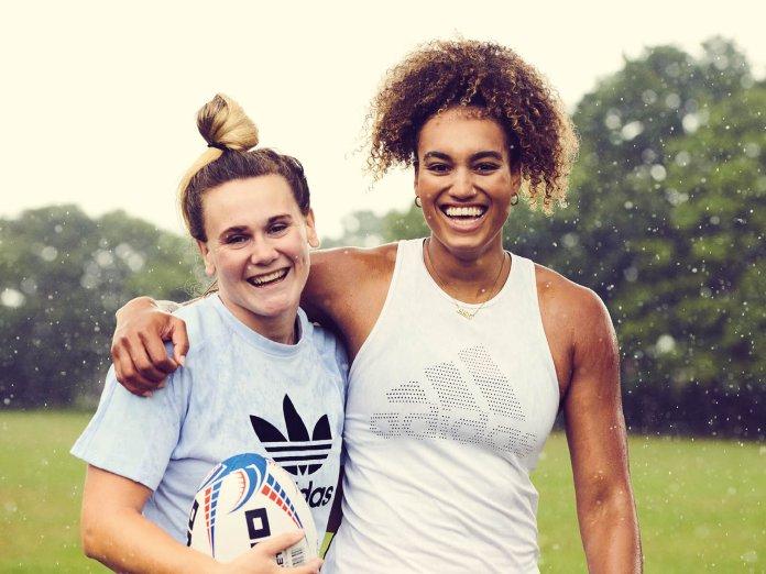 Celia Quansah and Meg Jones - Rugby Journal