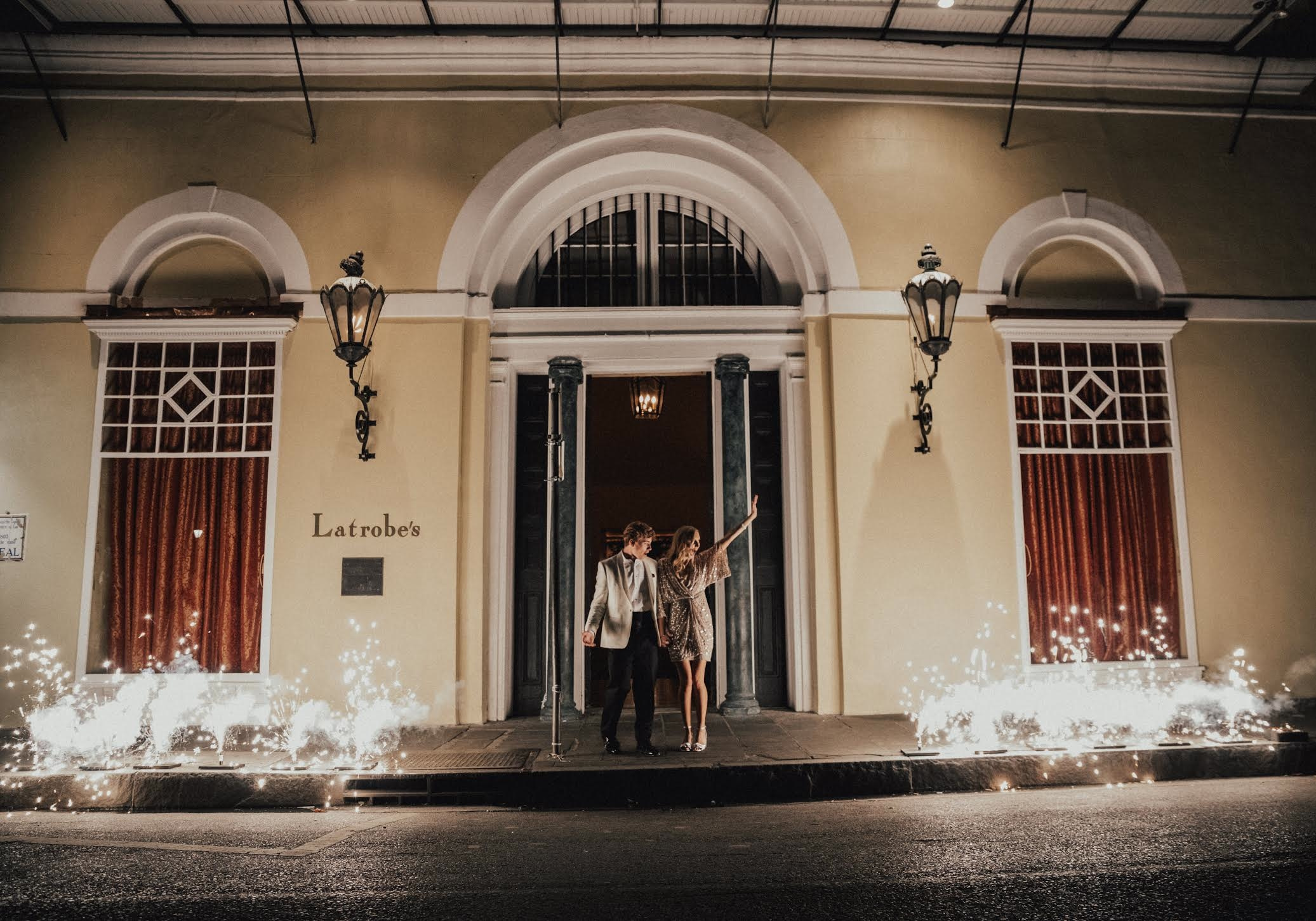 spera special events new orleans