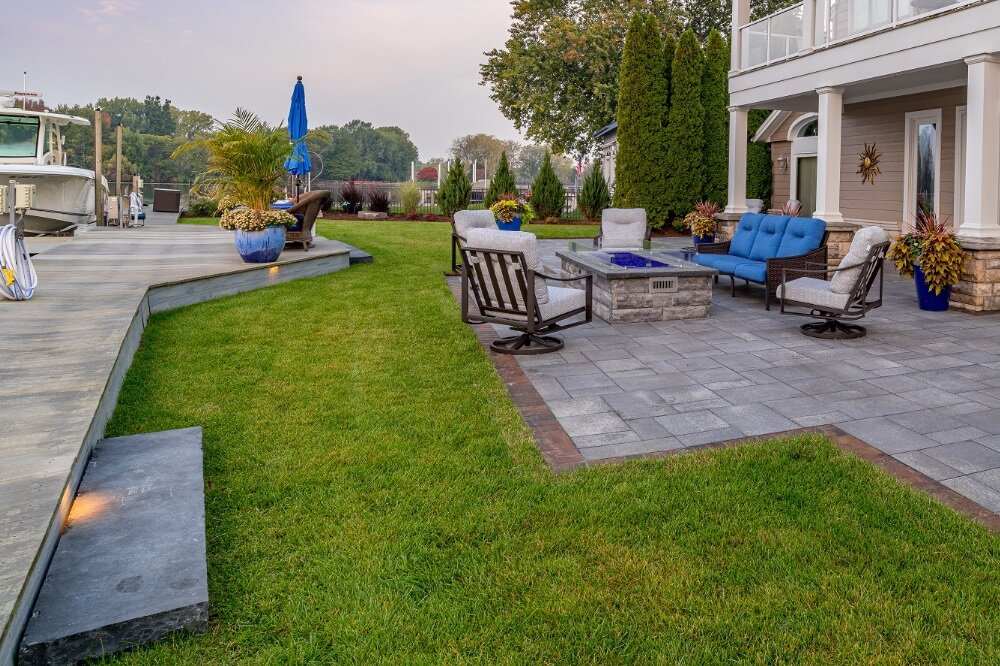 g l c lawn landscaping snow removal