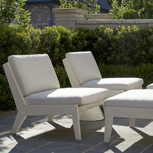 the portofino outdoor ottoman yacht deck outdoor furniture the drawing room atl