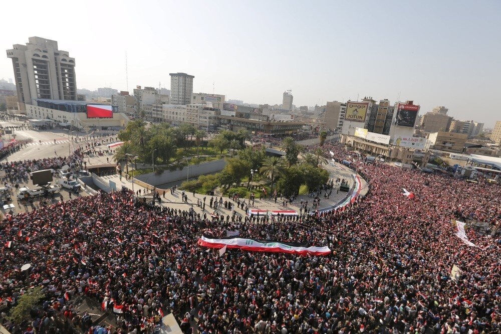 .a iraq protest today.jpg