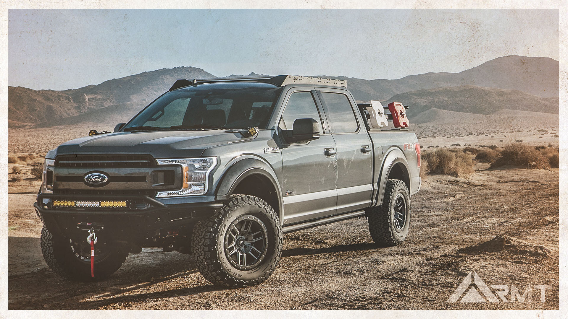 ford f150 rmt overland