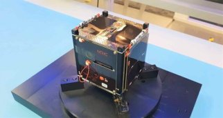 First Mauritian Nanosatellite, MIR-SAT1 | Image Credit: Mauritius Research and Innovation Council (MRIC)