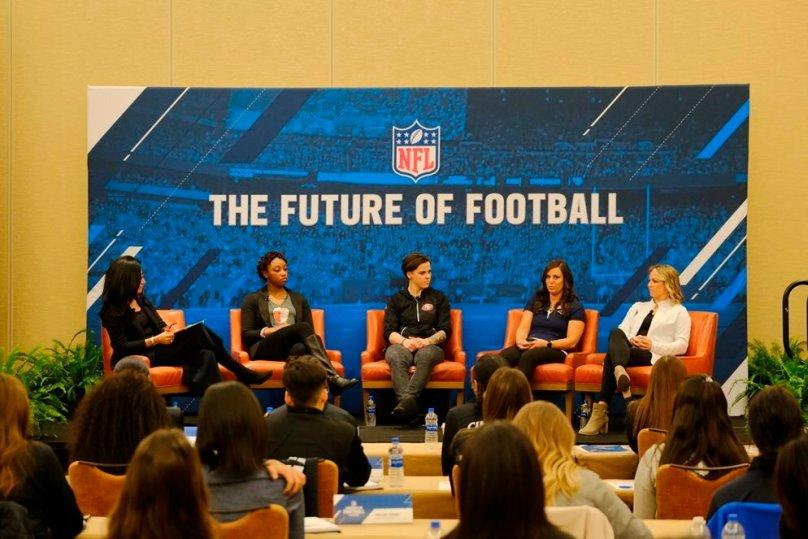 The 2019 Women's Careers in Football Forum   NFL
