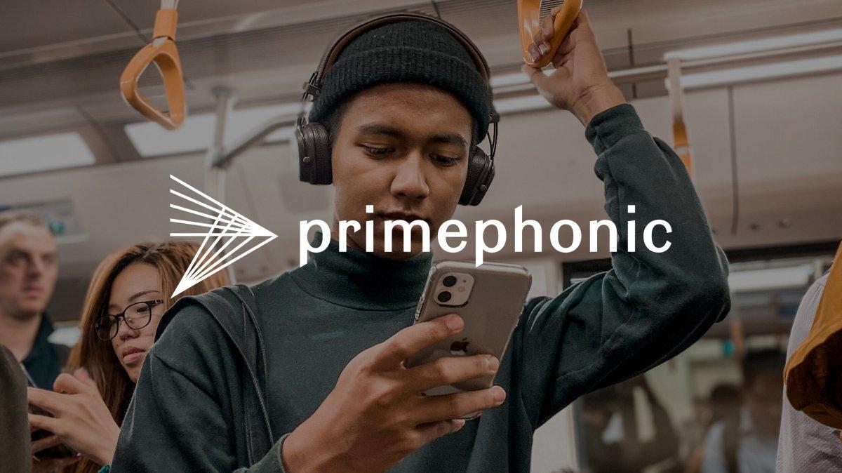 Award-winning rebrand for streaming service Primephonic — Work — Lantern   Branding Agency London