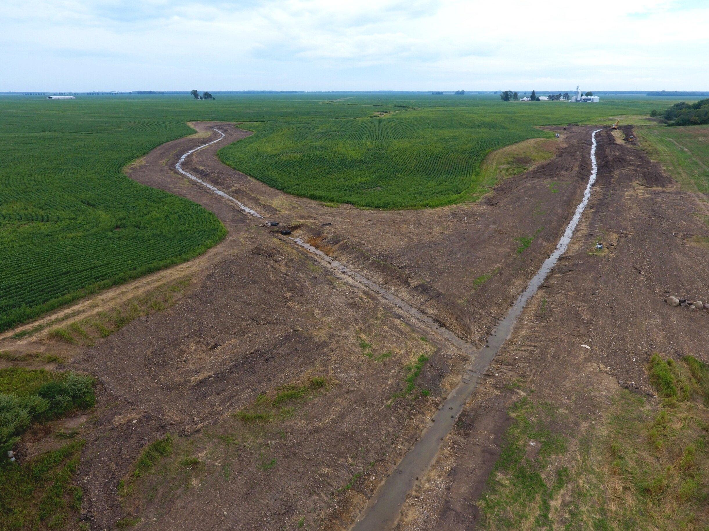 clark farm drainage inc