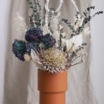 Winter Forever Bloom Arrangement Dried Flower Arrangement Rozgol S