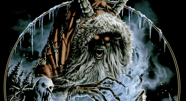 FRIGHT RAGS Gives The Gift Of KRAMPUS With All New Collection And