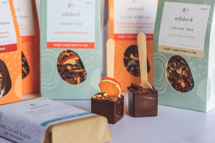 Cacao Tea | Chocolate Tea | Nibbed | Ireland