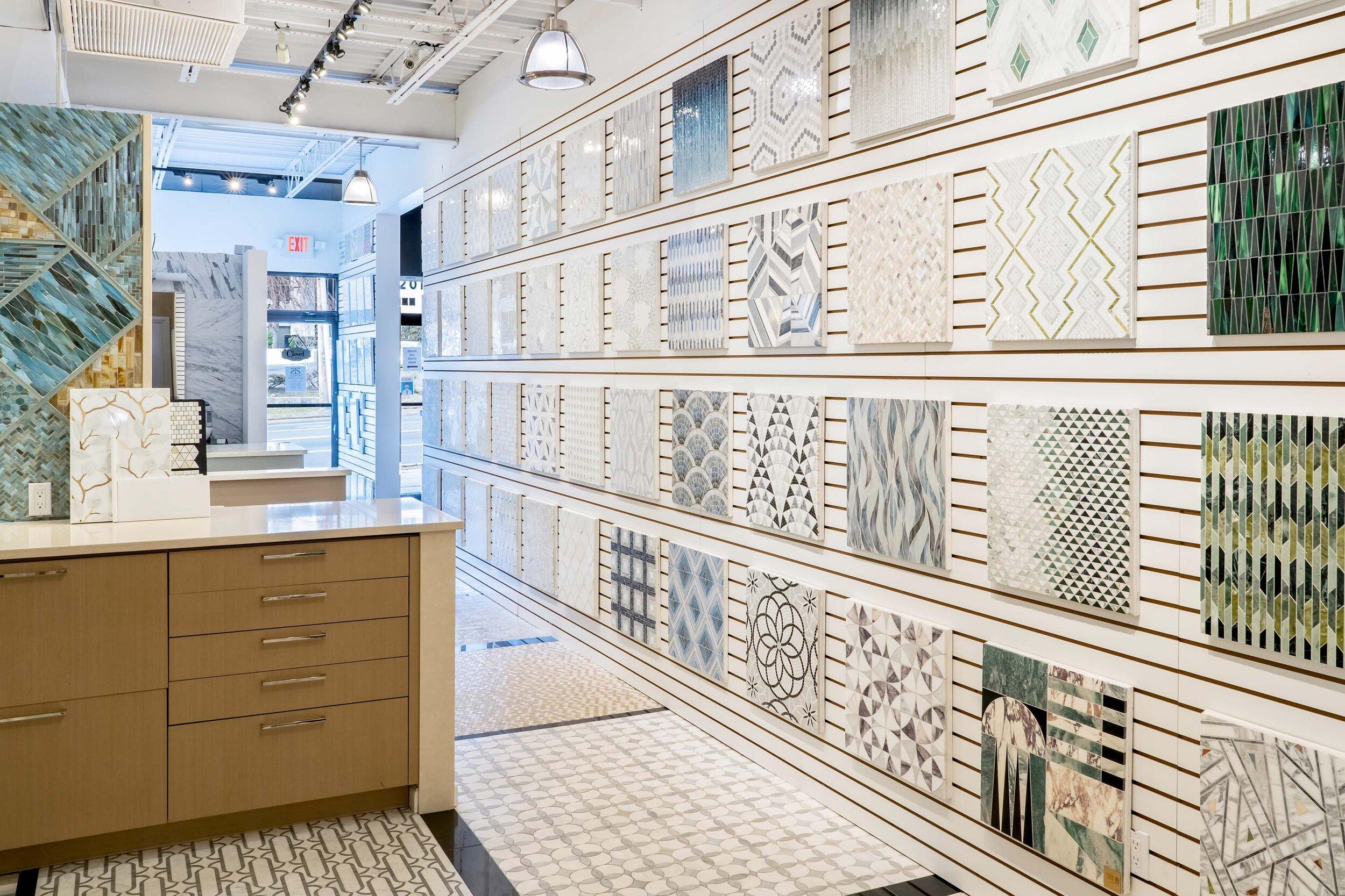 showcase tile and stone