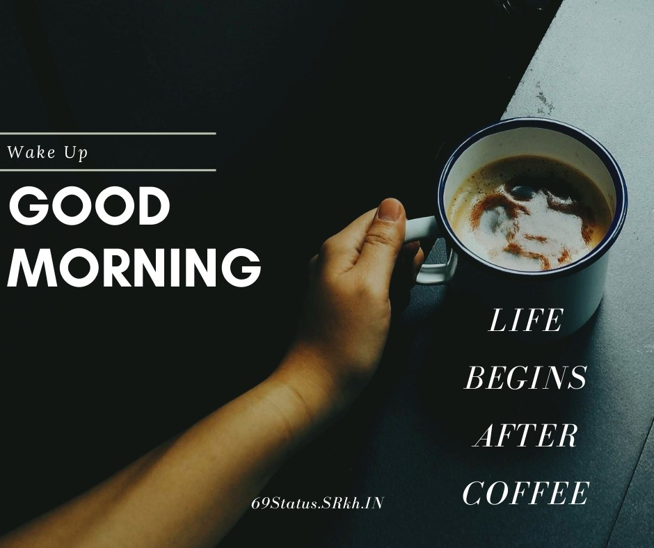 Good Morning Coffee Image full HD free download.