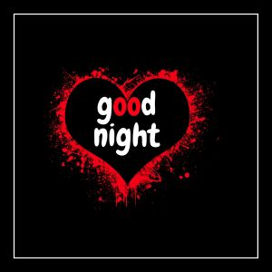 Good Night Love Image full HD free download.
