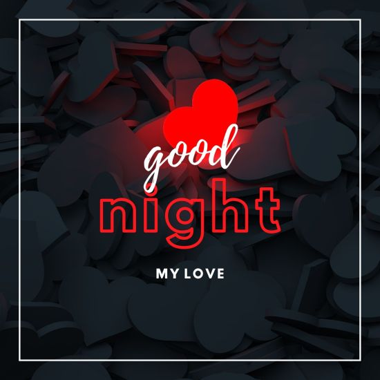Good Night My Love Images