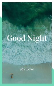 Good Night My Love photo hd full HD free download.