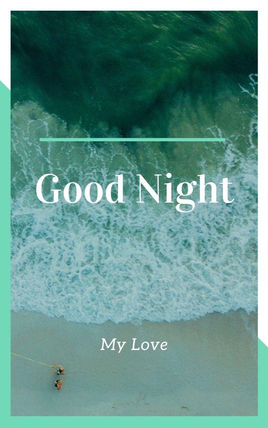 Good Night My Love photo hd