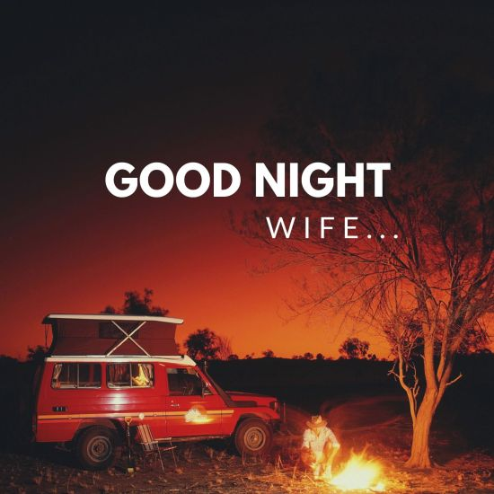 Good Night Wife Image
