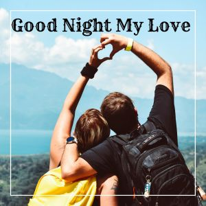 Good Night my love image full HD free download.