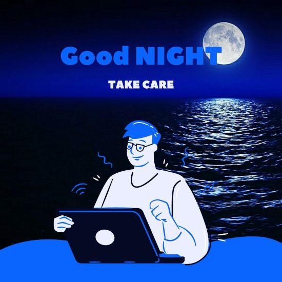 Good Night take care Images
