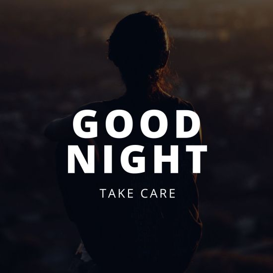 Good Night take care picture