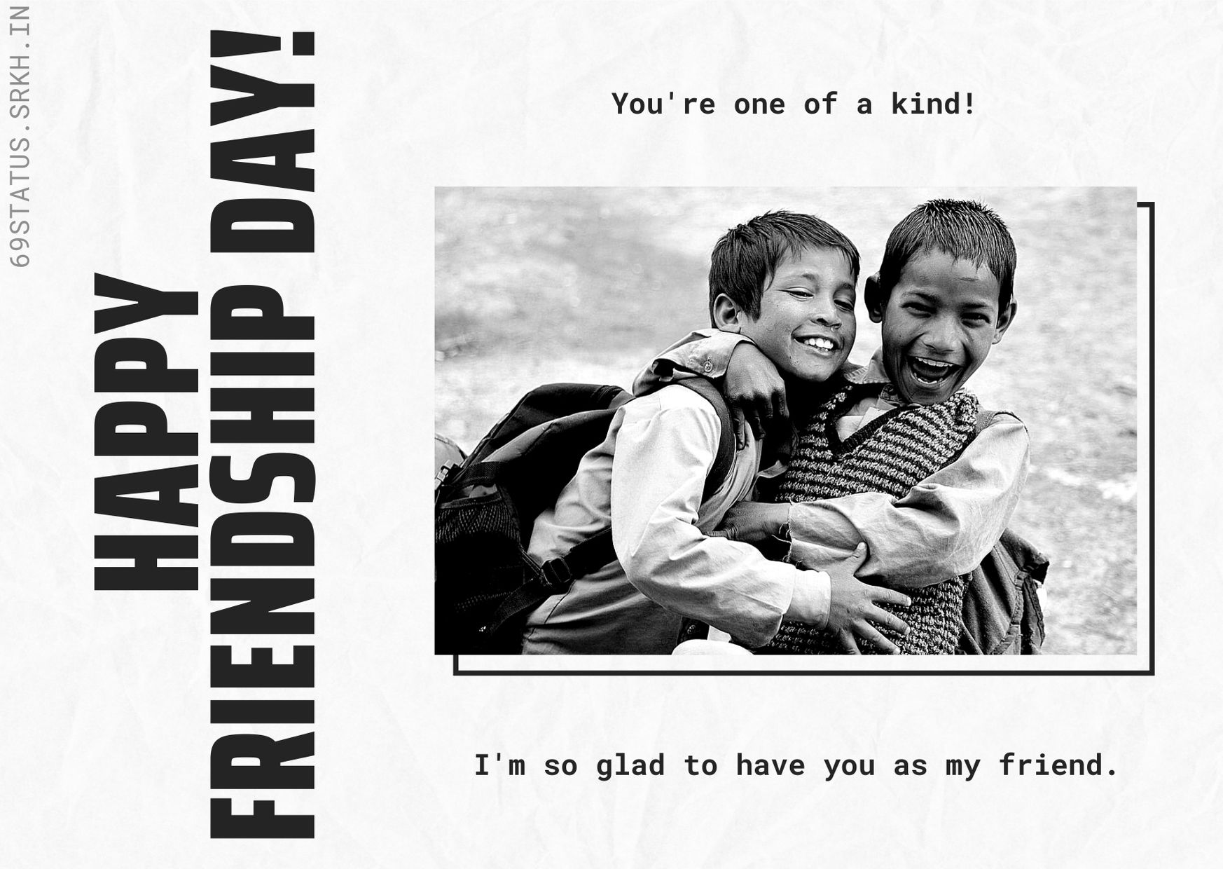 Happy Friendship Day Images HD full HD free download.