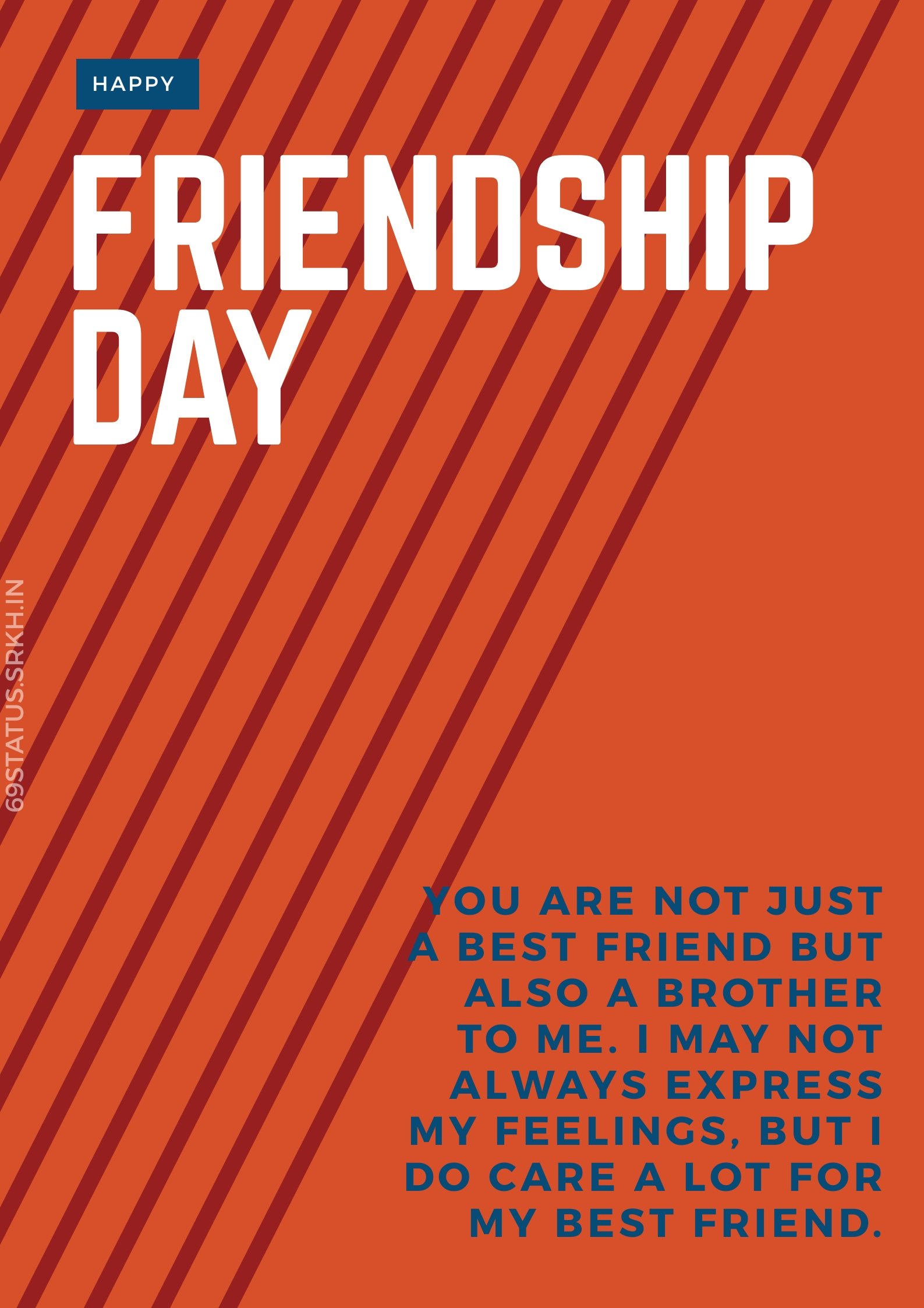 Happy Friendship Day Images for WhatsApp full HD free download.
