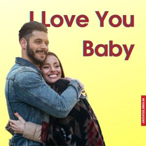 I Love You baby images full HD free download.