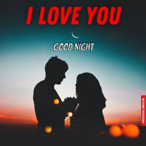 I Love You good night images full HD free download.