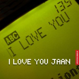 I Love You jaan images full HD free download.