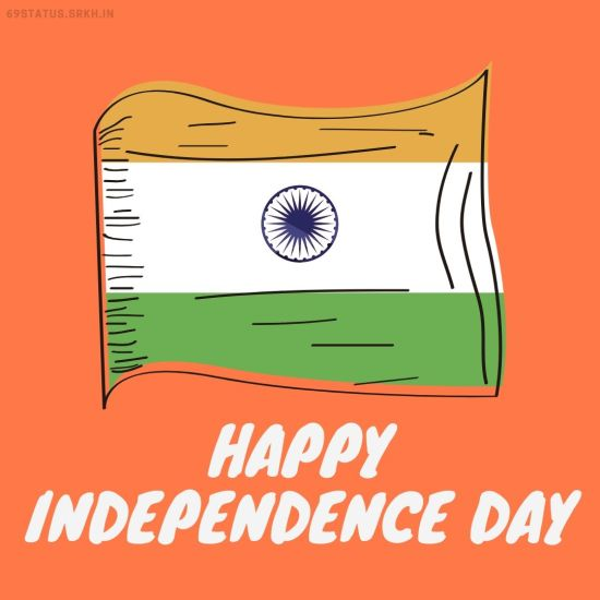 Independence Day Outline Images HD