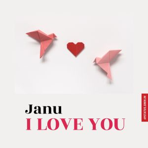 Janu I Love You images full HD free download.