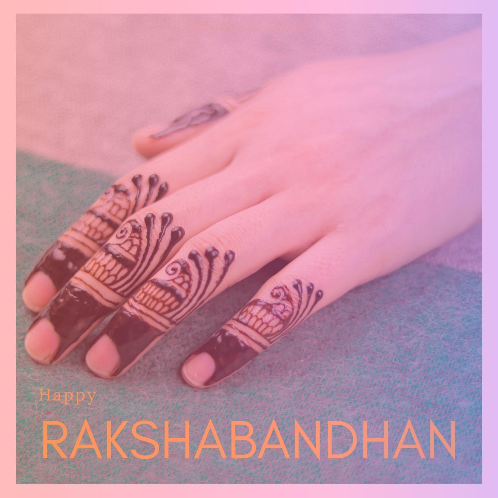 Raksha Bandhan Mehendi Images full HD free download.
