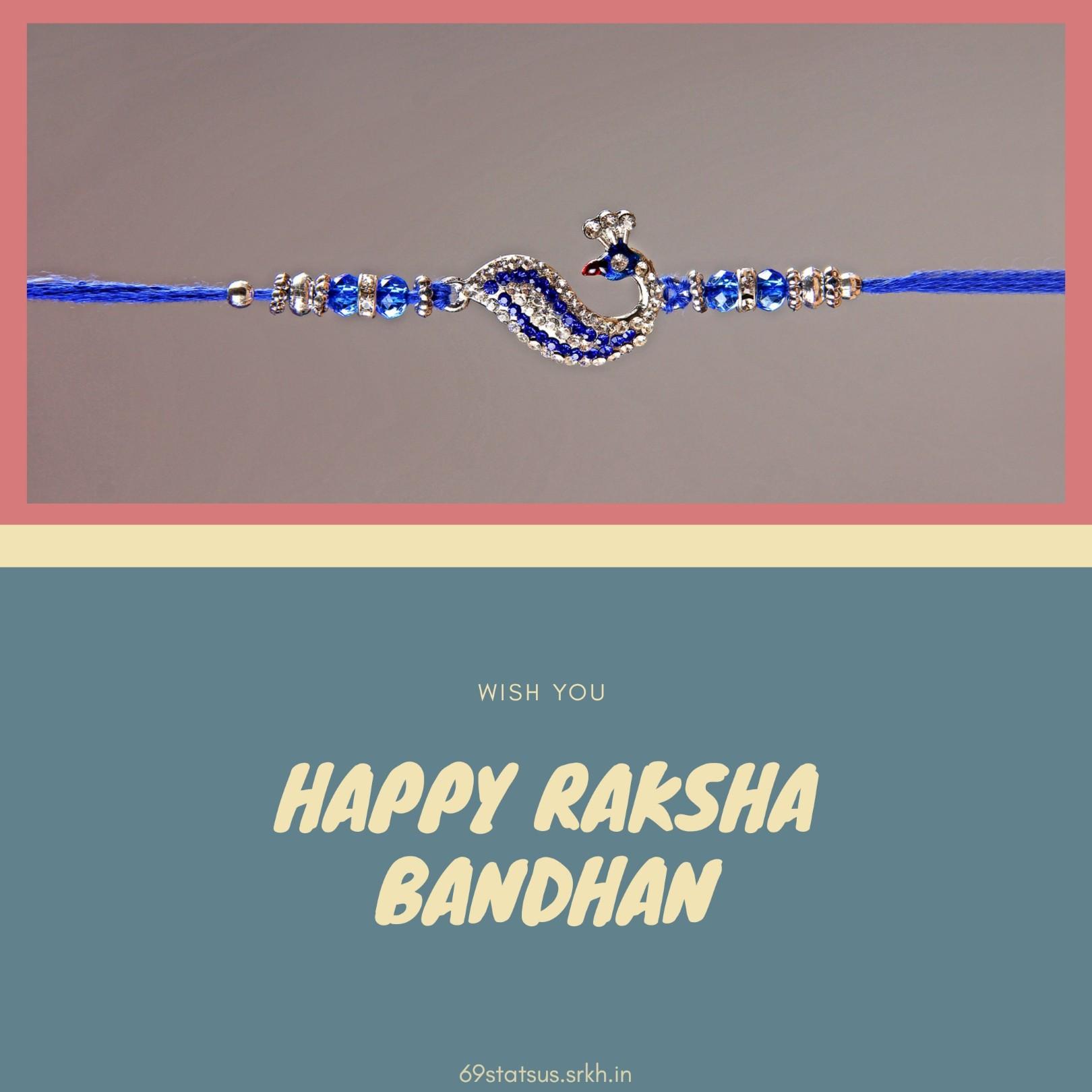 Raksha Bandhan Wish full HD free download.