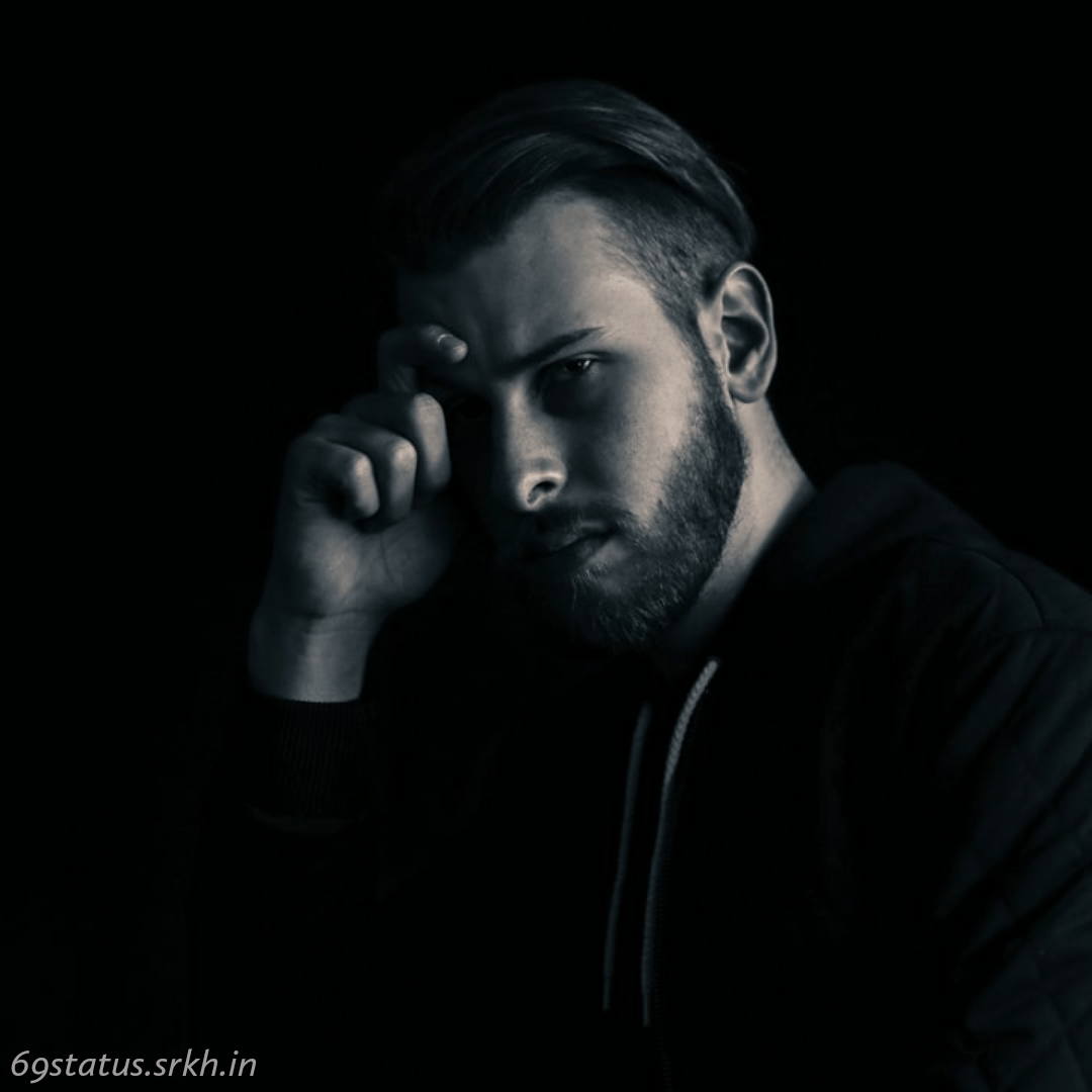 Sad Boy picture hd black and white full HD free download.