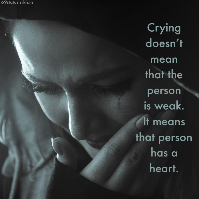 Sad Quotes pic hd good heart full HD free download.