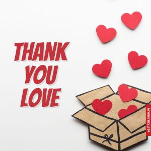 Thank You Love Images HD full HD free download.