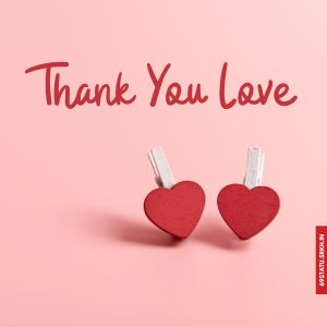 Thank You Love Images full HD free download.