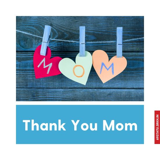 Thank You Mom Images