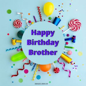 Brother Happy Birthday Images full HD free download.