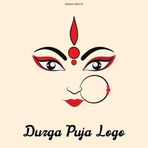 Durga Puja Logo Image full HD free download.