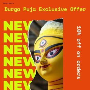 Durga Puja Offer Image full HD free download.