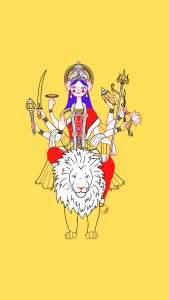 Durga Puja Theme full HD free download.