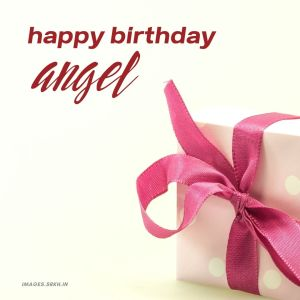 Happy Birthday Angel Images full HD free download.