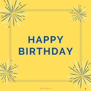 Happy Birthday Images full HD free download.