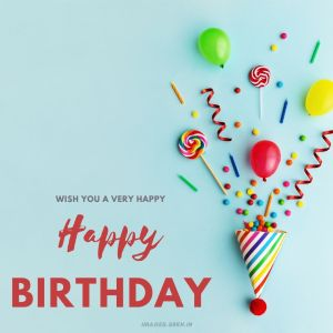 Happy Birthday Wishes Images full HD free download.
