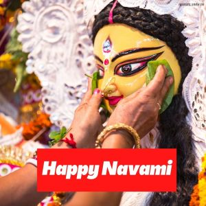 Happy Navami Durga Puja Images full HD free download.