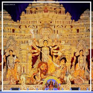 Kolkata Durga Puja Image full HD free download.